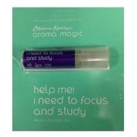 Aroma Magic Help Me! I Need To Focus And Study Brain Power Oil (7ml)