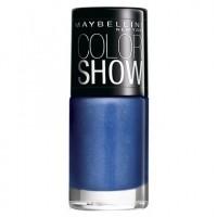 Maybelline Color Show Nail Color - Denim Dash 503 (6 ml) x 4 Quantities